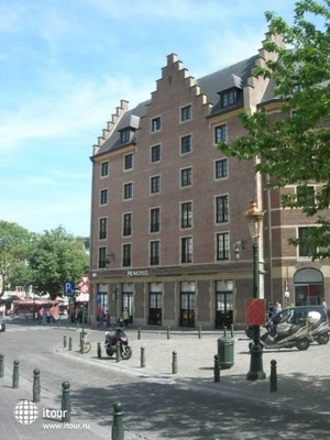 Hotel Novotel Brussels Off Grand'place 1