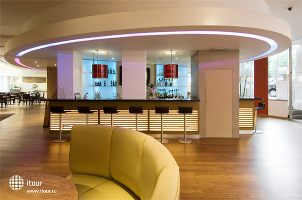 Hotel Novotel Brussels Off Grand'place 4