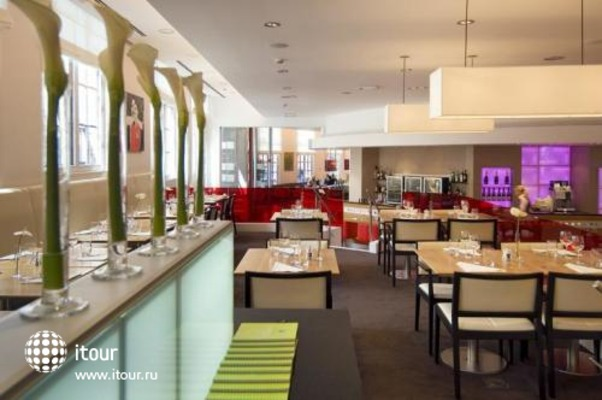 Hotel Novotel Brussels Off Grand'place 6