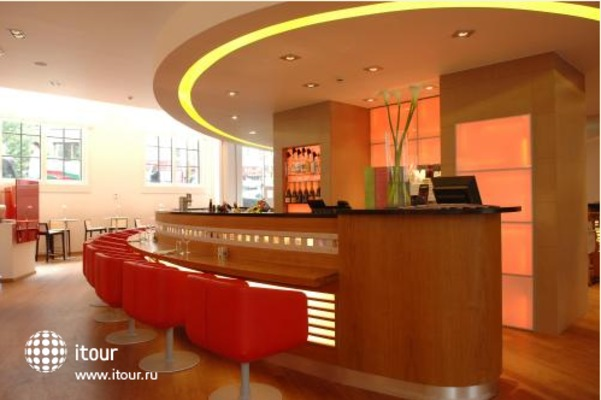 Hotel Novotel Brussels Off Grand'place 8