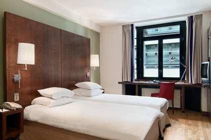 Hilton Brussels City 7