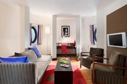 Hilton Brussels City 8