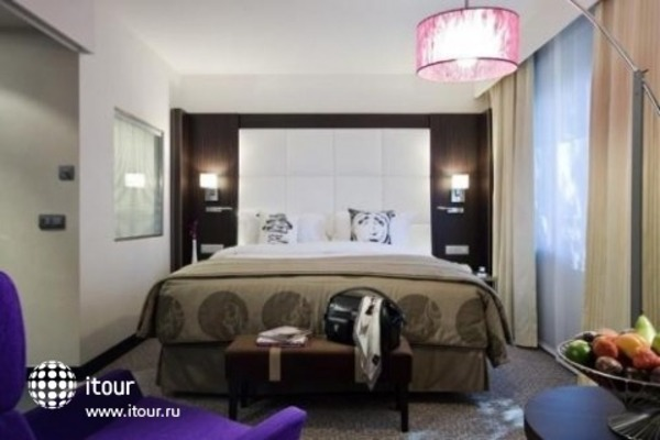 Hotel Sofitel Brussels Le Louise 6