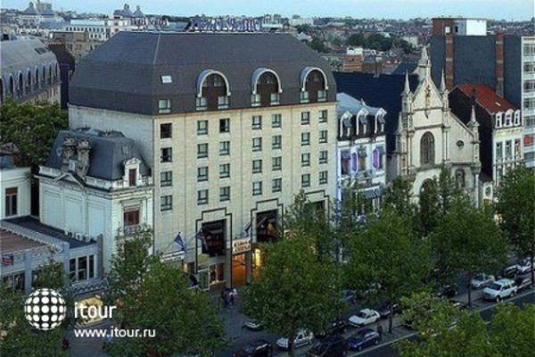 Hotel Sofitel Brussels Le Louise 1