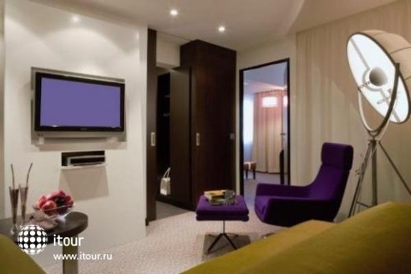 Hotel Sofitel Brussels Le Louise 9