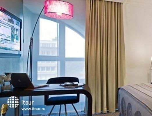Hotel Sofitel Brussels Le Louise 10