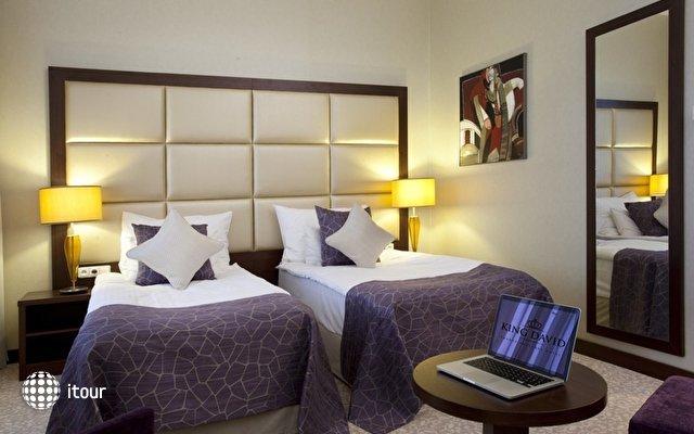 Hotel King David Prague 1