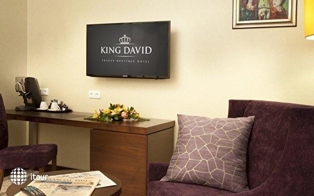 Hotel King David Prague 3