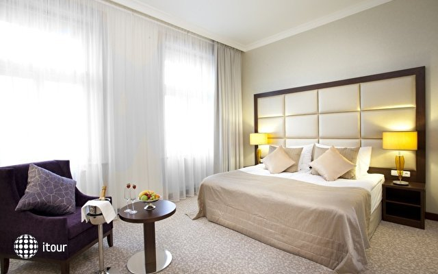 Hotel King David Prague 4