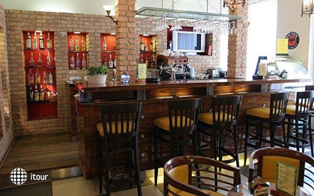 Hotel King David Prague 6