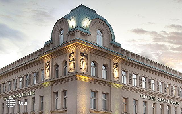Hotel King David Prague 10
