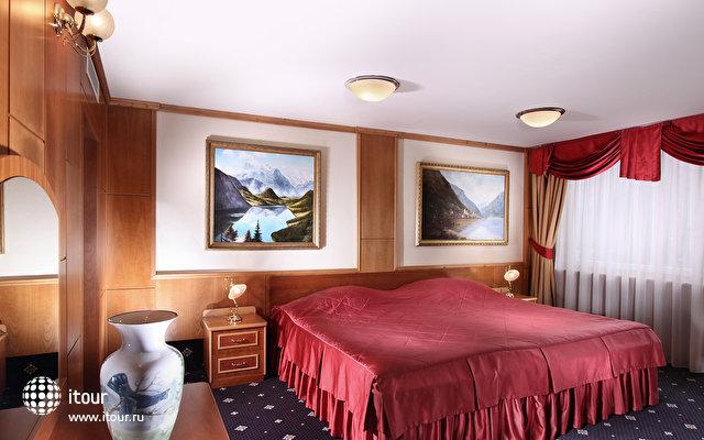 Top Hotel Praha 3