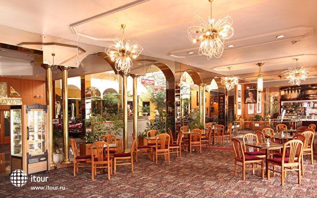 Top Hotel Praha 7