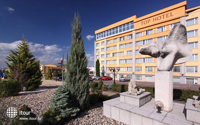 Top Hotel Praha 9