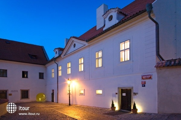 Residence Monastery 1