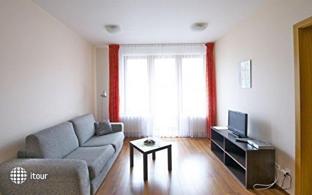 Residence Krizikova 4