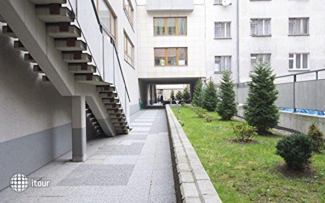 Residence Krizikova 1