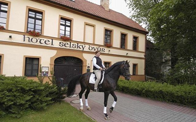Best Western Hotel Selsky Dvur 2