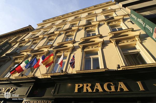 Residence Praga 1 1