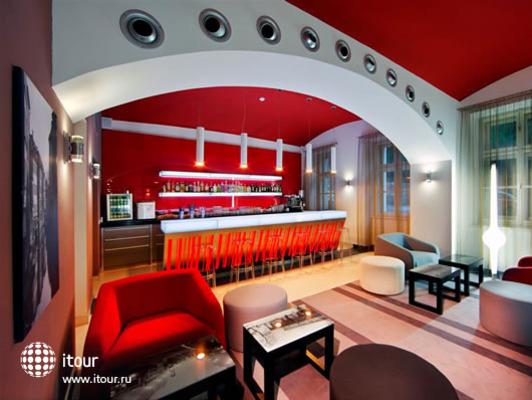 Red & Blue Design 2