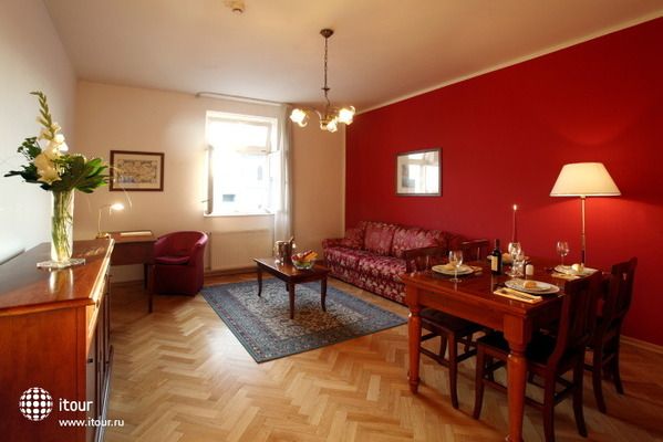 Suite Home Prague 1