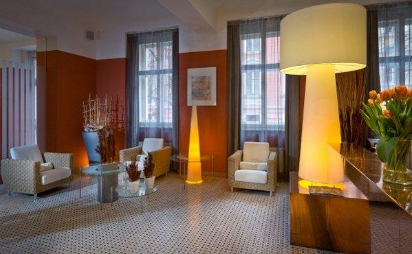 Mamaison Residence Belgicka Prague 5