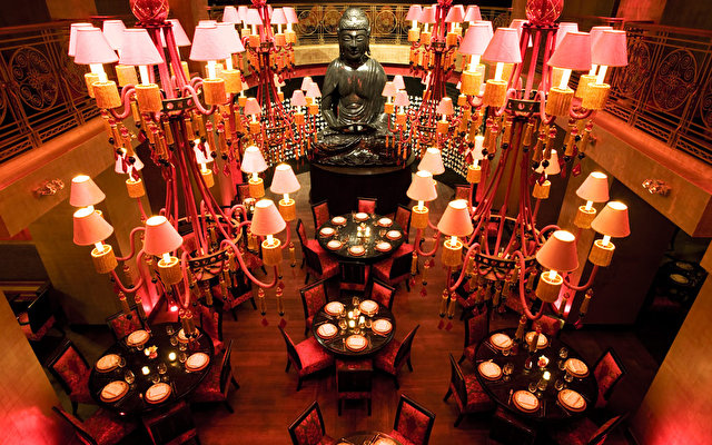 Buddha-bar Hotel Prague 1