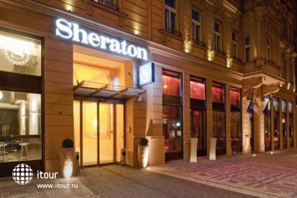 Sheraton Prague Charles Square 1