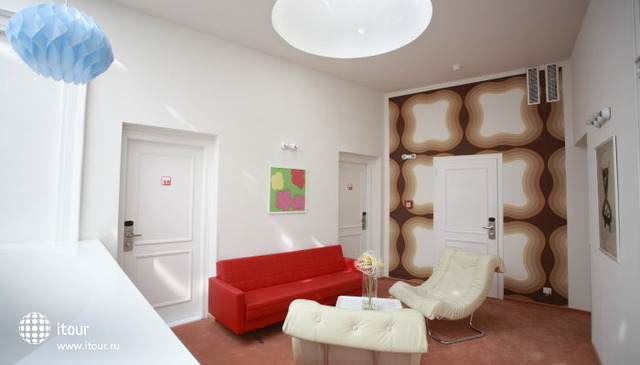 Vintage Design Hotel Sax 6
