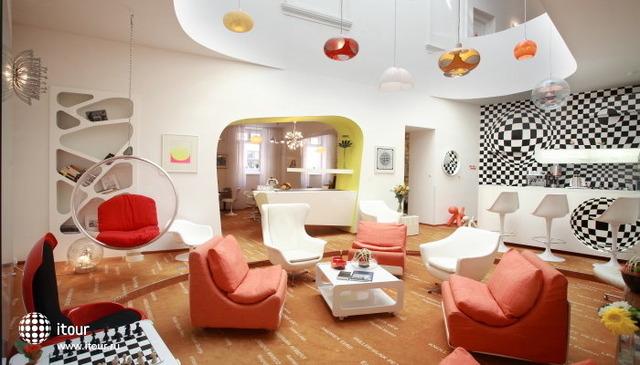 Vintage Design Hotel Sax 7