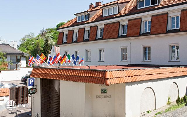Popelka Hotel 1