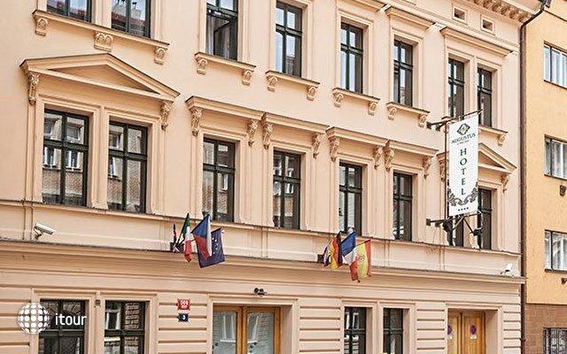 Hotel Augustus Et Otto 2