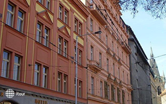 Hotel Zlata Vaha 1