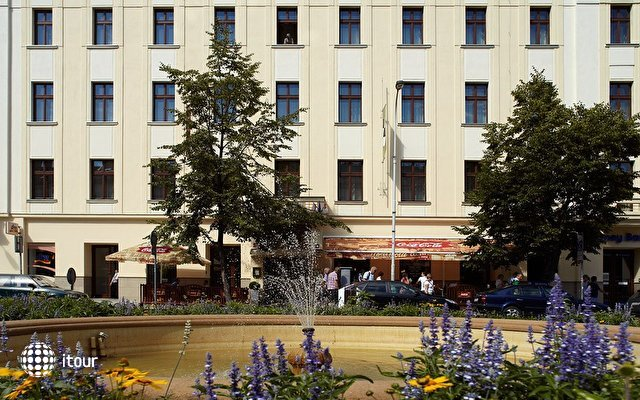 Clarion Hotel Prague City 9