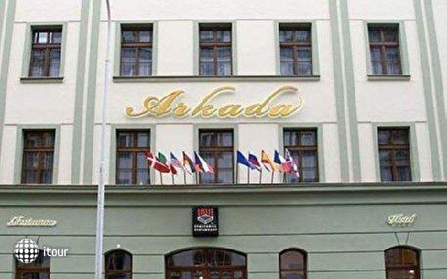 Hotel Arkada 2