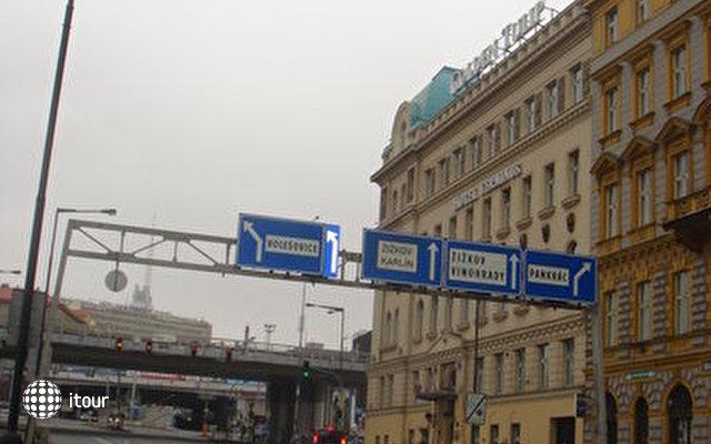 Hotel Terminus Prague 9