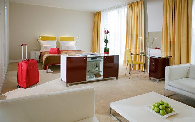 Andel's Hotel Prague 4