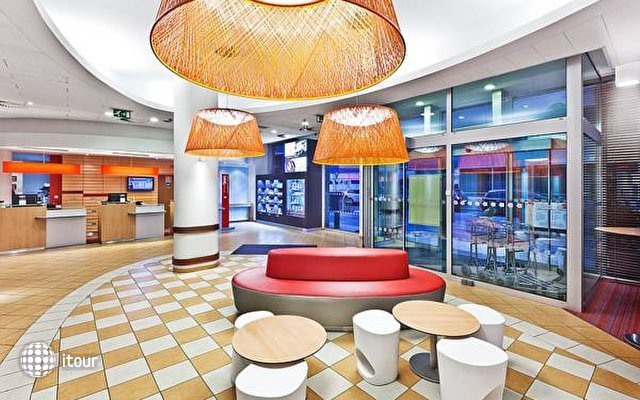 Hotel Ibis Mala Strana (ex. Ibis Praha Smichov) 1