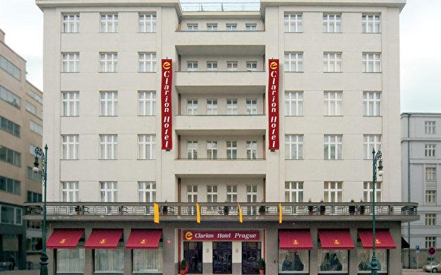 Clarion Hotel Prague 1