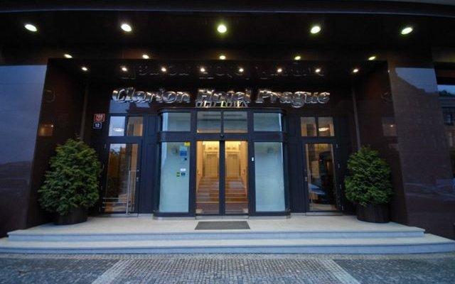Clarion Hotel Prague 3
