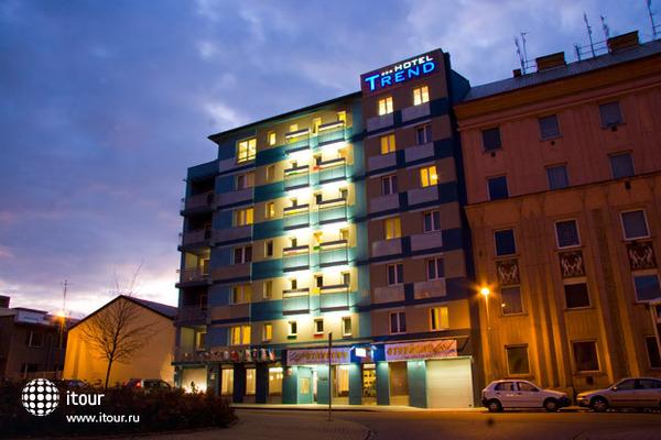 Best Western Hotel Trend 1
