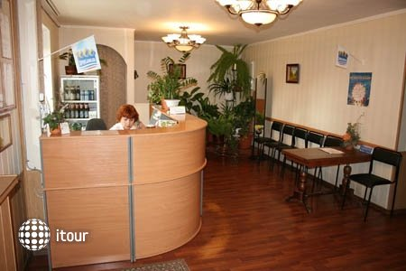 Hotel Kosmos 2
