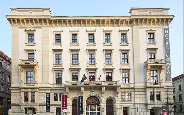 Comsa Brno Palace Hotel 1