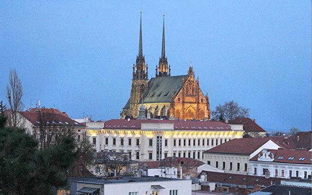 Comsa Brno Palace Hotel 2