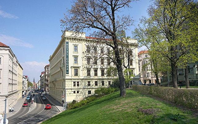 Comsa Brno Palace Hotel 3