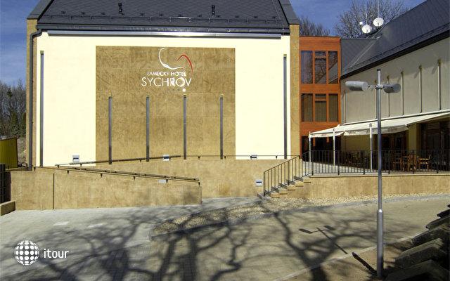 Zamecky Hotel Sychrov 2