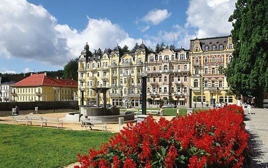 Grand Spa Marienbad 8