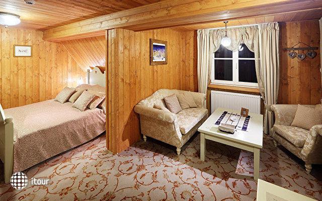 Hotel Pod Jasany 10