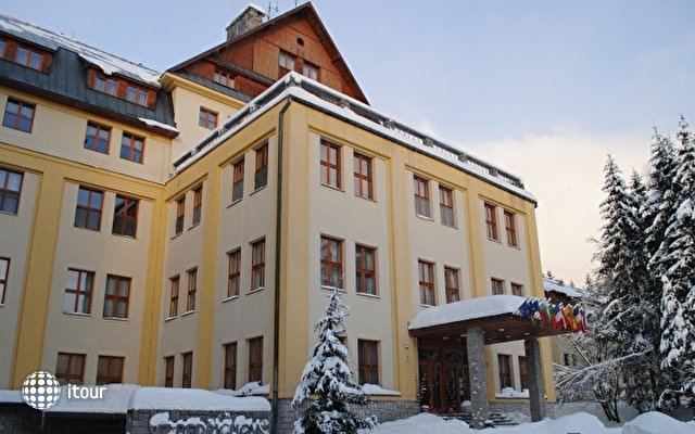 Hotel Vz Bedrichov 1