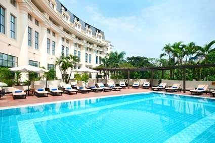 Hilton Hanoi Opera Hotel 4